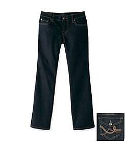 Jessica Simpson Girls' 7-16 Enzyme Sunshine Bootcut Jeans