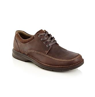 "Clarks® Men's ""Senner Burg"" Casual Shoe - Brown"