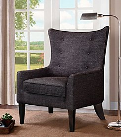 Madison Park® Carissa Black Accent Chair