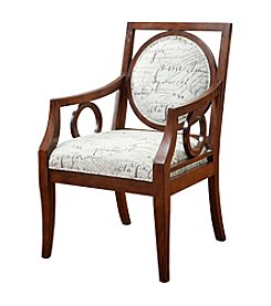Madison Park® Sienna Script Accent Chair