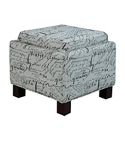 Madison Park® Liaison Ottoman
