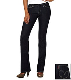 Levi's® 529 Curvy Bootcut Jeans - Right On Blue
