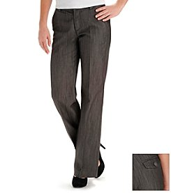 Lee® platinum label Mid-Rise No-Gap Monaco Trousers