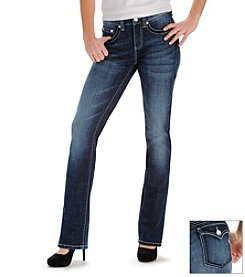 Lee® platinum label Mid-Rise Secretly Slender Kendall Barely Bootcut