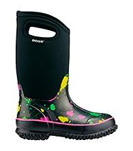 """Bogs® Girls' """"Paint Splat"""" Waterproof Boot"""
