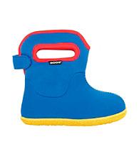 "Bogs® Kids' ""Solid Blue"" Waterproof Bootie"