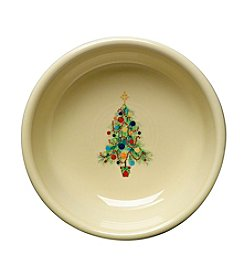 Fiesta® Dinnerware Christmas Tree Fruit Bowl