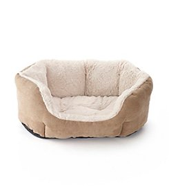 John Bartlett Pet Small Round Cuddler Pet Bed