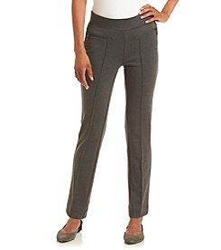 Rafaella® Petites' Ponte Comfort Pant