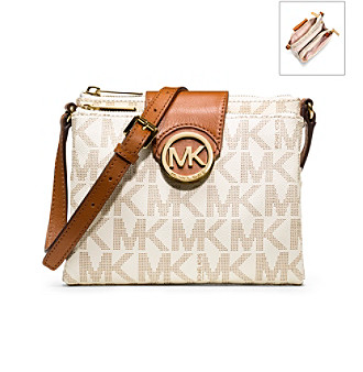 f670d2955ac5 ... (Brown) UPC 887042906398 product image for MICHAEL Michael Kors Fulton  Large Crossbody