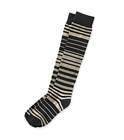 Relativity® Solid Knee High Socks