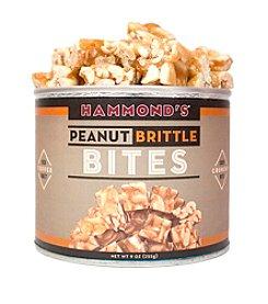 Hammond's Candies® Peanut Brittle Bites