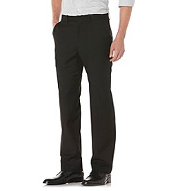 Perry Ellis® Men's Black Slim Fit Pant