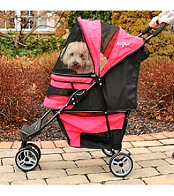 Gen7Pets® Raspberry Sorbet Regal Pet Stroller