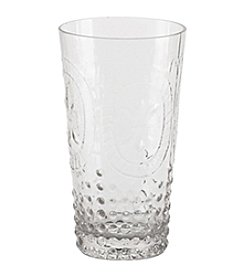 Zrike Brands Renaissance Clear Set of 4 Tumblers