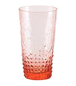 Zrike Brands Renaissance Pink Set of 4 Tumblers