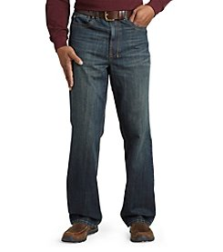 True Nation™ Men's Big & Tall Rustic Wash Relaxed Fit Jean