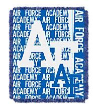 U.S. Air Force Academy Jacquard Throw