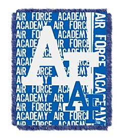 U.S. Air Force Academy Jacquard Throw