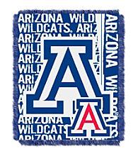 University of Arizona Jacquard Throw