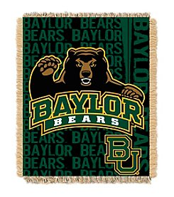 Baylor University Jacquard Throw