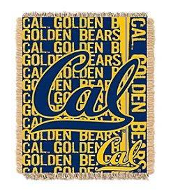 University of California-Berkeley Jacquard Throw