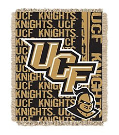 University of Central Florida Jacquard Throw