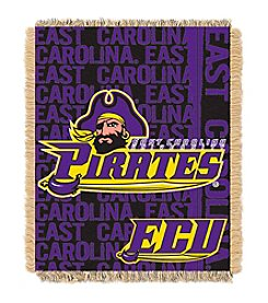 East Carolina University Jacquard Throw