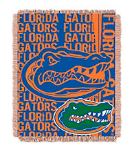 University of Florida Jacquard Throw
