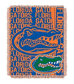 NCAA® University of Florida Jacquard Throw