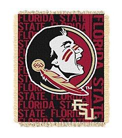 Florida State University Jacquard Throw