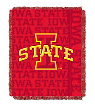 Iowa State University Jacquard Throw