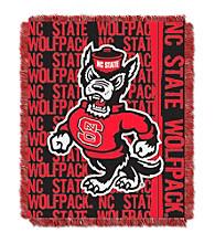 North Carolina State University Jacquard Throw
