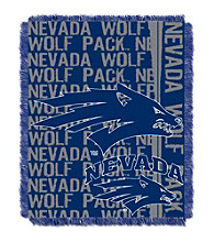 University of Nevada-Reno Jacquard Throw
