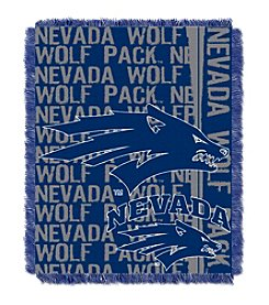 University of Nevada-Reno Jacquard Throw