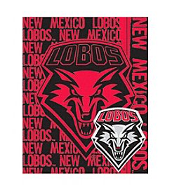 New Mexico State University Jacquard Throw