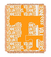 University of Tennessee Jacquard Throw