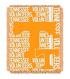 University of Tennessee Jacquard Throw