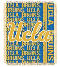 UCLA Jacquard Throw