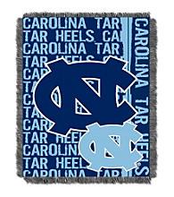 University of North Carolina Jacquard Throw