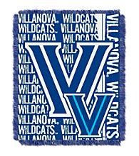 Villanova University Jacquard Throw
