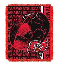 Tampa Bay Buccaneers Jacquard Throw
