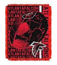 Atlanta Falcons Jacquard Throw