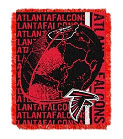 Atlanta Falcons Jacquard Throw