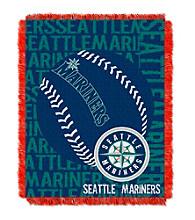 Seattle Mariners Jacquard Throw