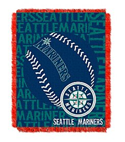 Seattle Mariners Jacquard Throw