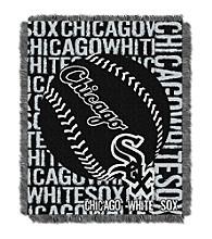 Chicago White Sox Jacquard Throw