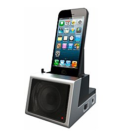 Dok Smart Device Speaker Cradle with Rechargeable Battery