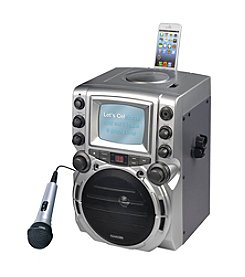 Karaoke USA CDG Karaoke System with 5
