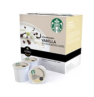 Keurig® Starbucks® Vanilla Coffee 16-ct. K-Cup Pods
